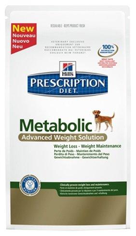 Hill's Hill's Prescription Diet Canine Metabolic 4kg