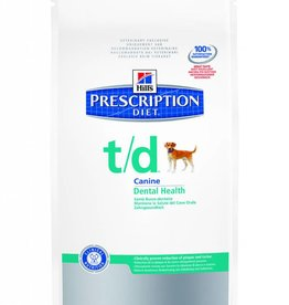 Hill's Hill's Prescription Diet Canine t/d 3 kg