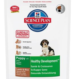 Hill's Hill's Science Plan Puppy Healthy Development  Medium Lamb & Rice 1 kg