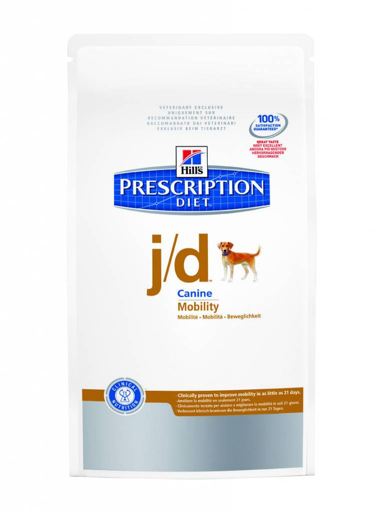 Hill's Hill's Prescription Diet Canine j/d 12 kg