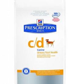 Hill's Hill's Prescription Diet Canine c/d 12kg