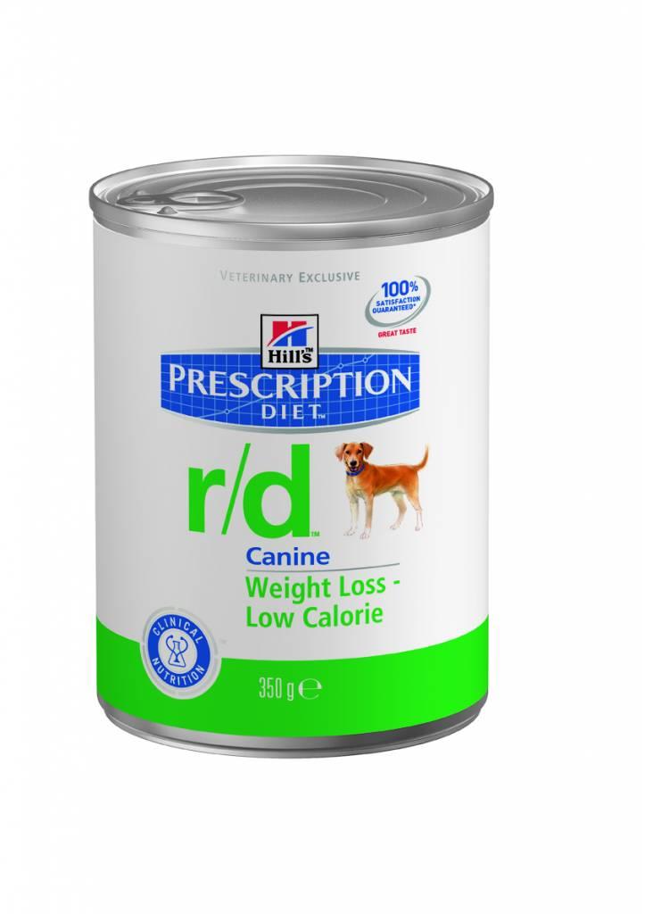 Hill's Hill's Prescription Diet Canine r/d 12x 350gr