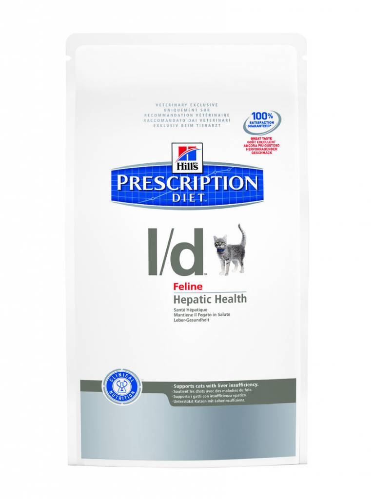Hill's Hill's Prescription Diet Feline l/d 1,5kg