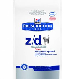 Hill's Hill's Prescription Diet Feline z/d Low Allergen 2kg