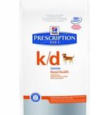 Hill's Hill's Prescription Diet Canine k/d 12kg