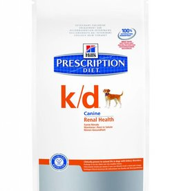 Hill's Hill's Prescription Diet Canine k/d 2kg
