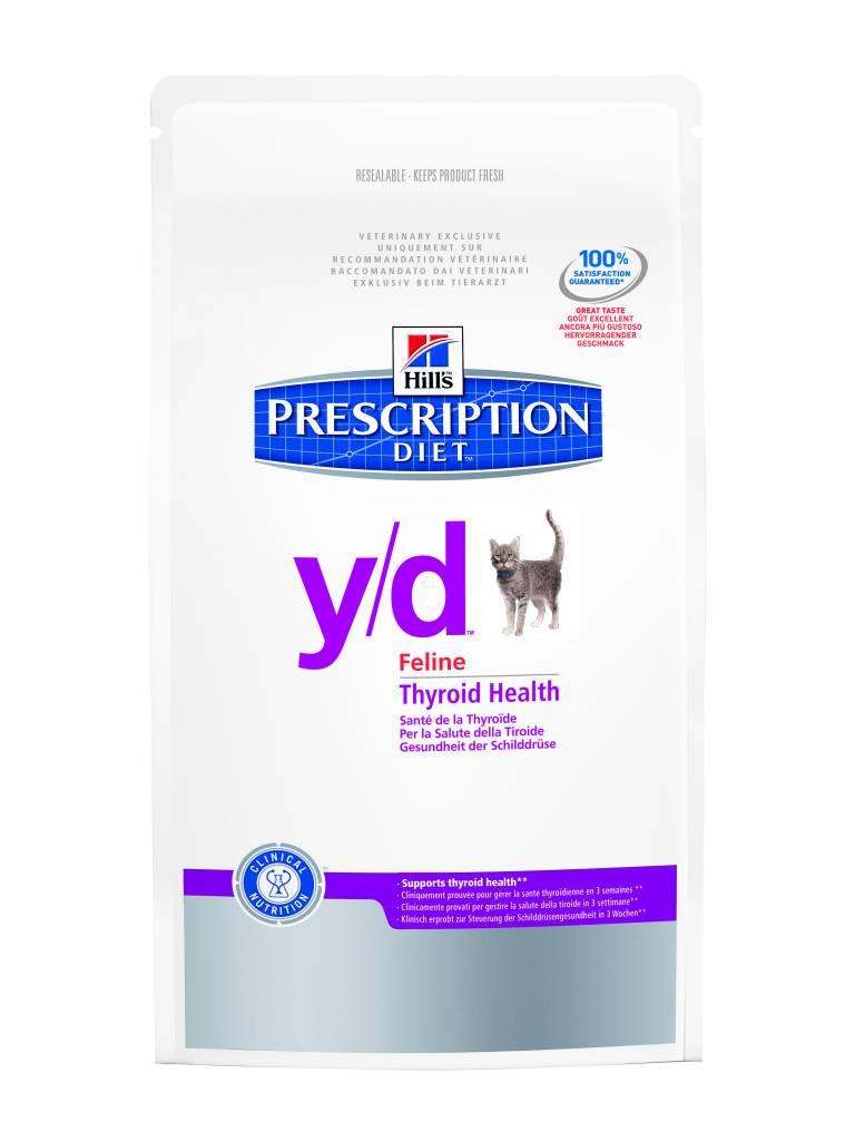 Hill's Hill's Prescription Diet Feline y/d 5kg