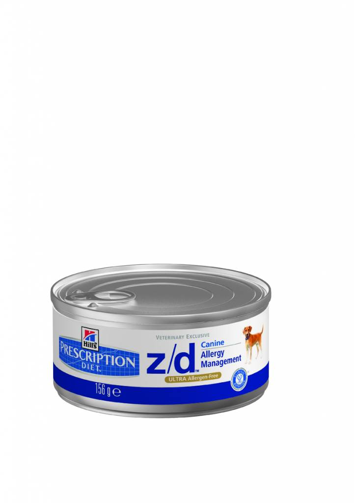 Hill's Hill's Prescription Diet Canine z/d ULTRA Allergen-Free 24x 156gr