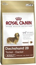 Royal Canin Royal Canin Dachshund Teckel adult 7,5 kg