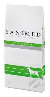 SANIMED SANIMED HOND hypoallergeen Lamb 3kg