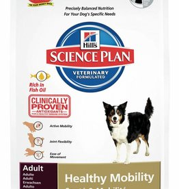 Hill's Hill's Science Plan Canine Adult Healthy Mobility Medium with Chicken 12kg
