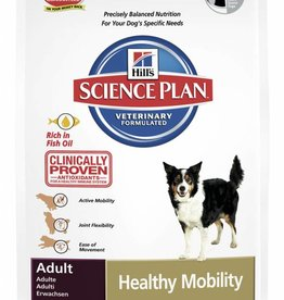 Hill's Hill's Science Plan Canine Adult Healthy Mobility Medium with Chicken 3kg