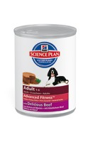 Hill's Hill's Science Plan Canine Adult Medium Delicious Beef 12x 370gr