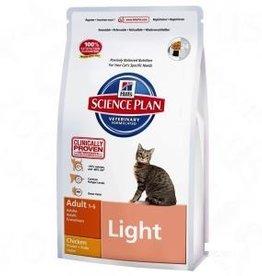 Hill's Hill's Science Plan Feline Adult Light Chicken 1,5kg