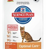 Hill's Hill's Science Plan Feline Adult Optimal Care with Rabbit 5kg