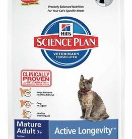 Hill's Hill's Science Plan Feline Mature Adult 7+ Active Longevity Chicken 2kg