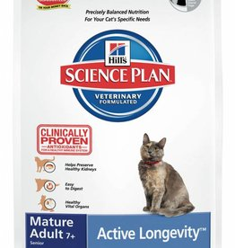 Hill's Hill's Science Plan Feline Mature Adult 7+ Active Longevity Chicken 5kg