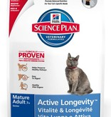 Hill's Hill's Science Plan Feline Mature Adult 7+ Chicken or Ocean Fish 12x 100gr