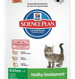 Hill's Hill's Science Plan Kitten Healthy Development Tuna 2kg