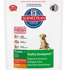 Hill's Hill's Science Plan Puppy Healthy Development Large Breed Chicken 11kg