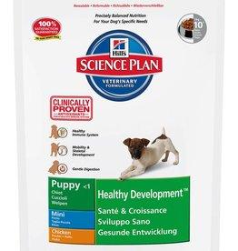 Hill's Hill's Science Plan Puppy Healthy Development Mini Chicken 1kg