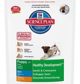 Hill's Hill's Science Plan Puppy Healthy Development Mini Chicken 7,5kg