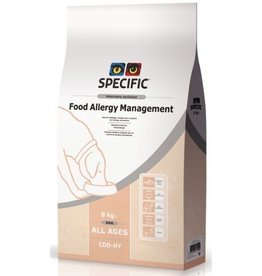 Specific Specific CDD-HY Food Allergy 2,5kg