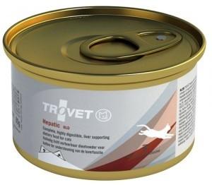 Trovet TROVET HLD KAT HEPATIC 12 X 175 GR