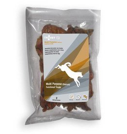 Trovet TROVET MOT HOND MULTI PURPOSE TREATS (OSTRICH) 150 GR