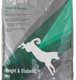 Trovet TROVET WRD HOND WEIGHT & DIABETIC 3 KG