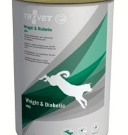 Trovet TROVET WRD HOND WEIGHT & DIABETIC 6 X 400 GR