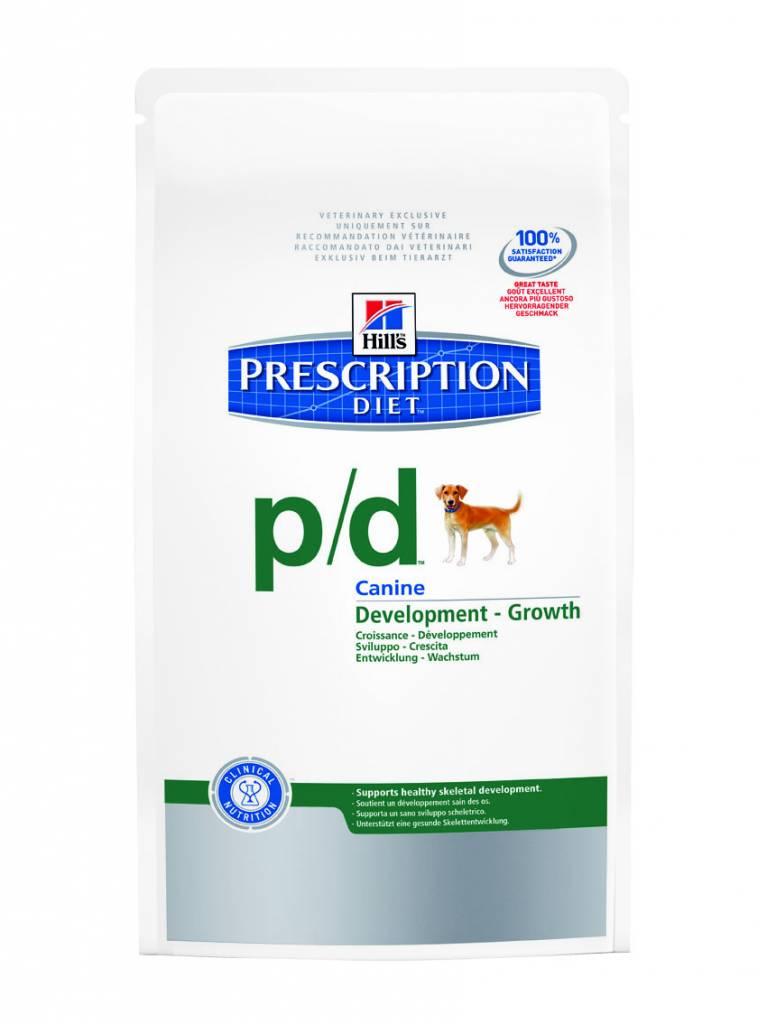 Hill's Hill's Prescription Diet Canine p/d 2kg