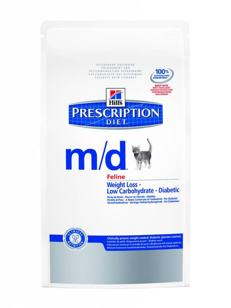 Hill's Hill's Prescription Diet Feline m/d 5kg