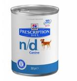 Hill's Hill's Prescription Diet Canine n/d 12x 360gr
