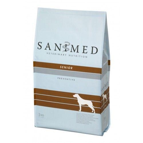 SANIMED SANIMED HOND preventive senior 3kg