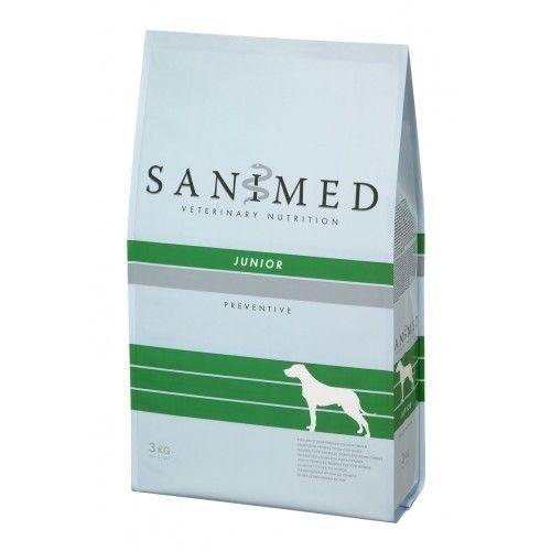 SANIMED SANIMED HOND preventive junior 3kg