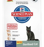 Hill's Hill's Science Plan Feline Mature Adult 7+ NeuteredCat Chicken 3,5kg