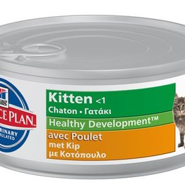 Hill's Hill's Science Plan Kitten Chicken 24x156gr
