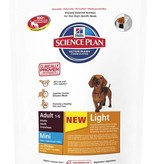 Hill's Hill's Science Plan Canine Adult Mini Light 800gr