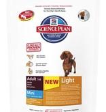 Hill's Hill's Science Plan Canine Adult Mini Light 800gr