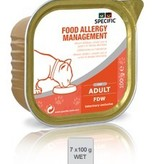 Specific Specific Cat Food Allergy Management FDW 7 x 100 gram