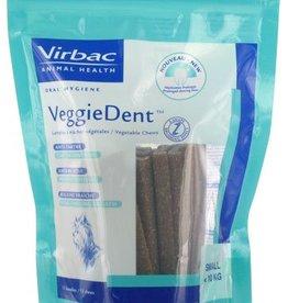 Virbac Virbac VeggieDent Hond <10kg 15 Kauwstrips