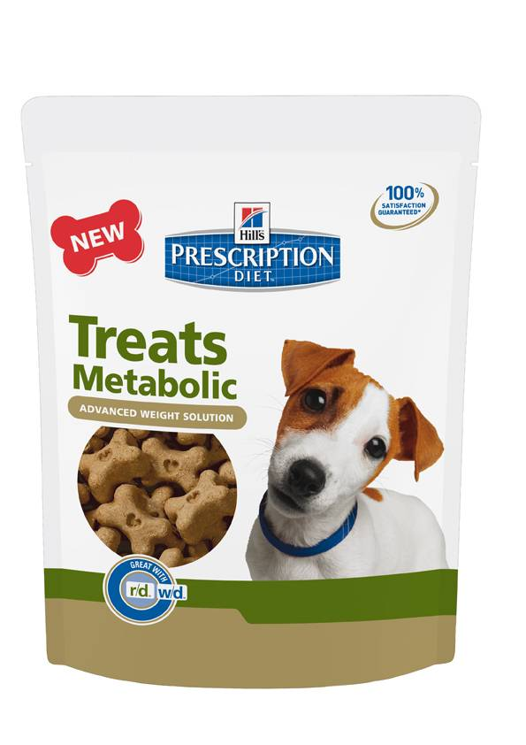 Hill's Hill's Prescription Diet Canine Metabolic Treats 220gr
