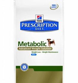 Hill's Hill's Prescription Diet Canine Metabolic Mini 6kg