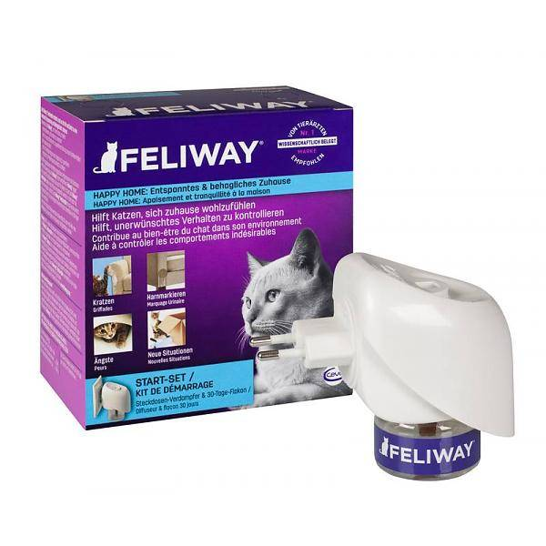 Feliway Feliway verdamper + flacon 48 ml