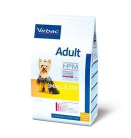 Virbac VIRBAC HPM ADULT DOG SMALL & TOY 3KG