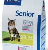 Virbac VIRBAC HPM SENIOR NEUTERED CAT 1,5KG
