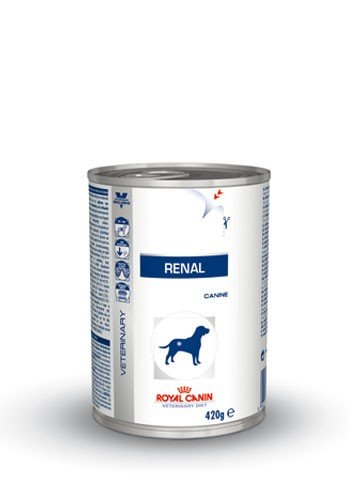 Royal Canin Royal Canin Renal hond blik 12 x420g