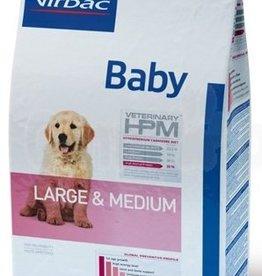 Virbac VIRBAC HPM BABY DOG LARGE & MEDIUM  12KG