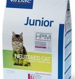 Virbac VIRBAC HPM JUNIOR NEUTERED CAT 400G